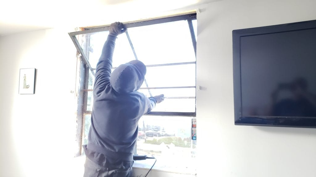 Commercial Window Replacing - South Florida