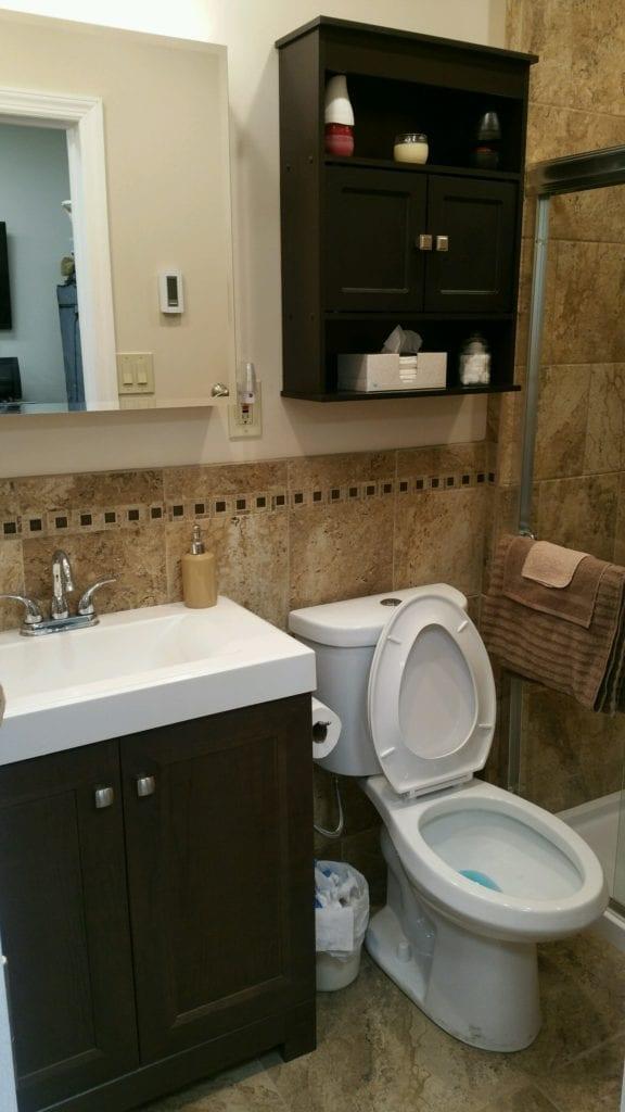 Complete Bathroom Construction