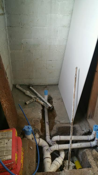 Bathroom Remodeling done by The Remodeling