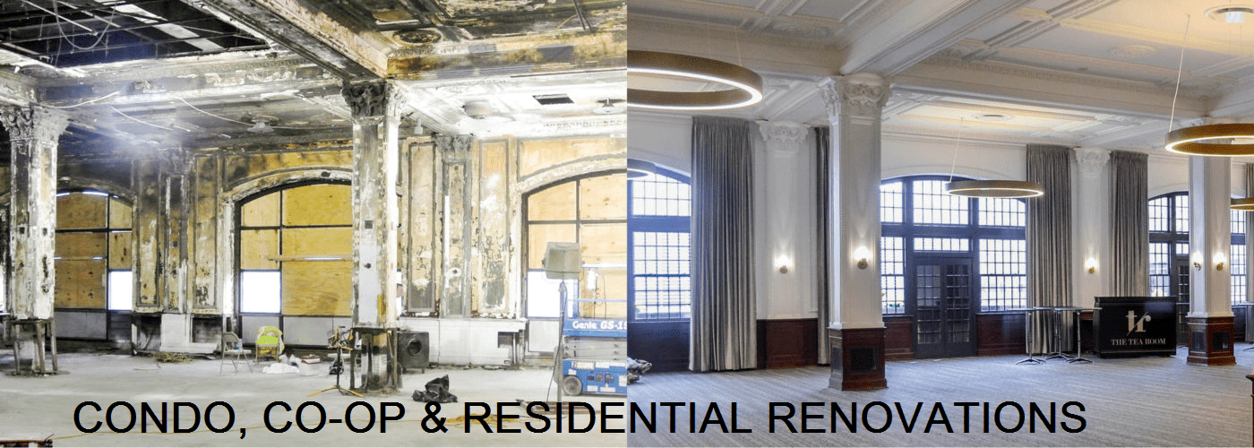 Condo Cop-op's & Residential Renovations in Southern Florida