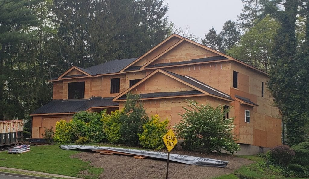 Dormer with Window Cut Outs - The Remodeling Doctor
