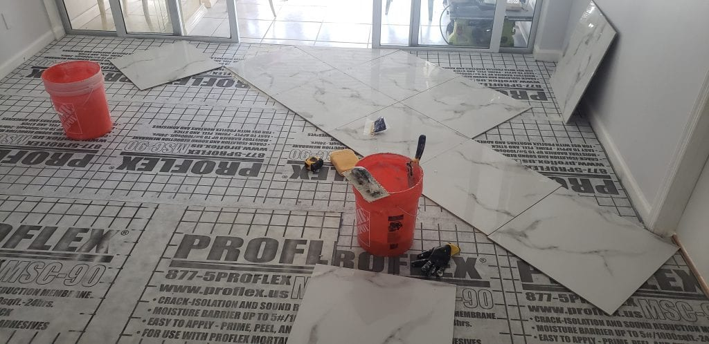 Sound Proofing for Tile Floors - The Remodeling Doctor