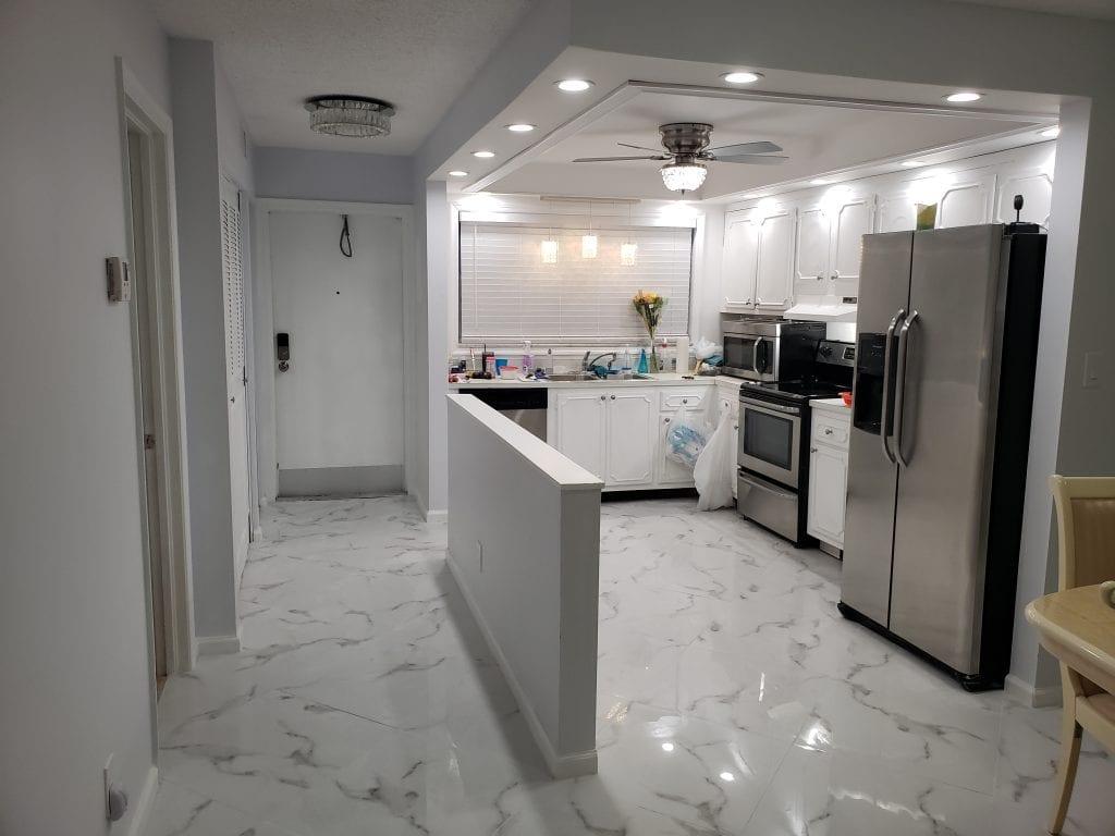 Tile Floor Remodeling - The Remodeling Doctor