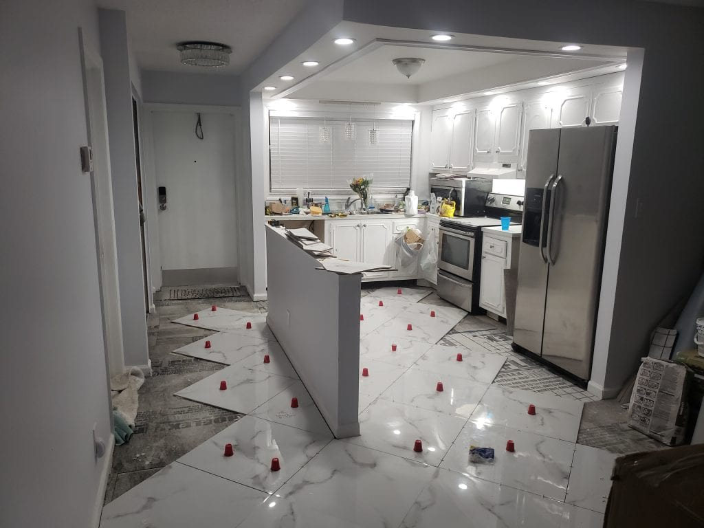 Tile Flooring for Condos - The Remodeling Doctor